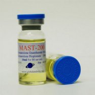 Mast 200 (Drostanolone Propionate and Enanthate)