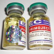 Primoject 100 mg (Primobolan Depot - Methenolone Enanthate)