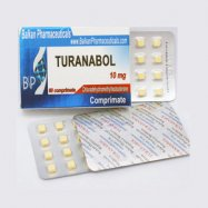 Turanabol (Oral Turinabol - 4-Chlorodehydromethyl Testosterone)