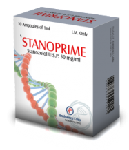 Stanoprime Inj (Winstrol Depot - Injectable Stanozolol)