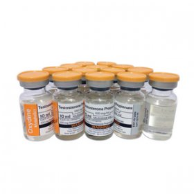 10 x Testosterone Propionate 1000 (Testosterone Propionate)