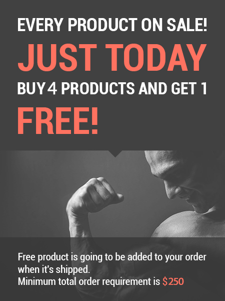 Buy ANY 2 products now and get delivered third on FOR FREE!