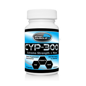 Cyp 300 (Testosterone Cypionate)
