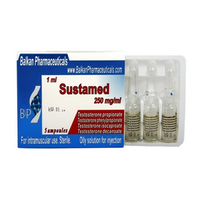 Sustamed (Testosterone Blend)