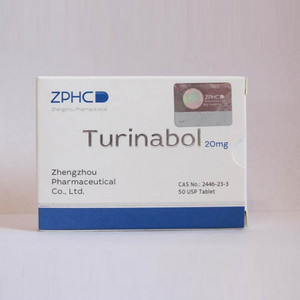 Turinabol 20 (Oral Turinabol - 4-Chlorodehydromethyl Testosterone)